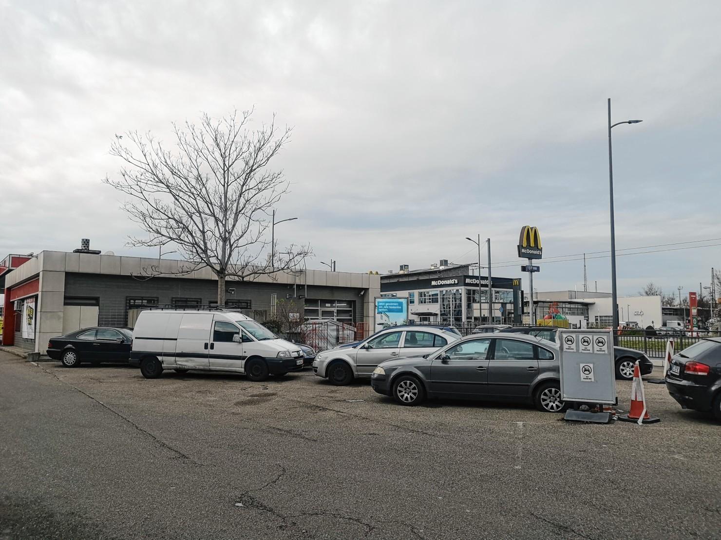 Neue Pläne für Burger King-Restaurant in Kehl