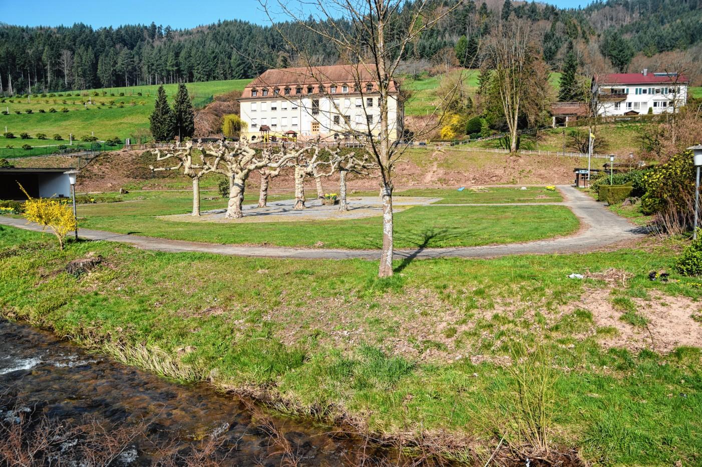 Offenburg 477 000 Euro Aus Dem Tourismus Infrastrukturprogramm