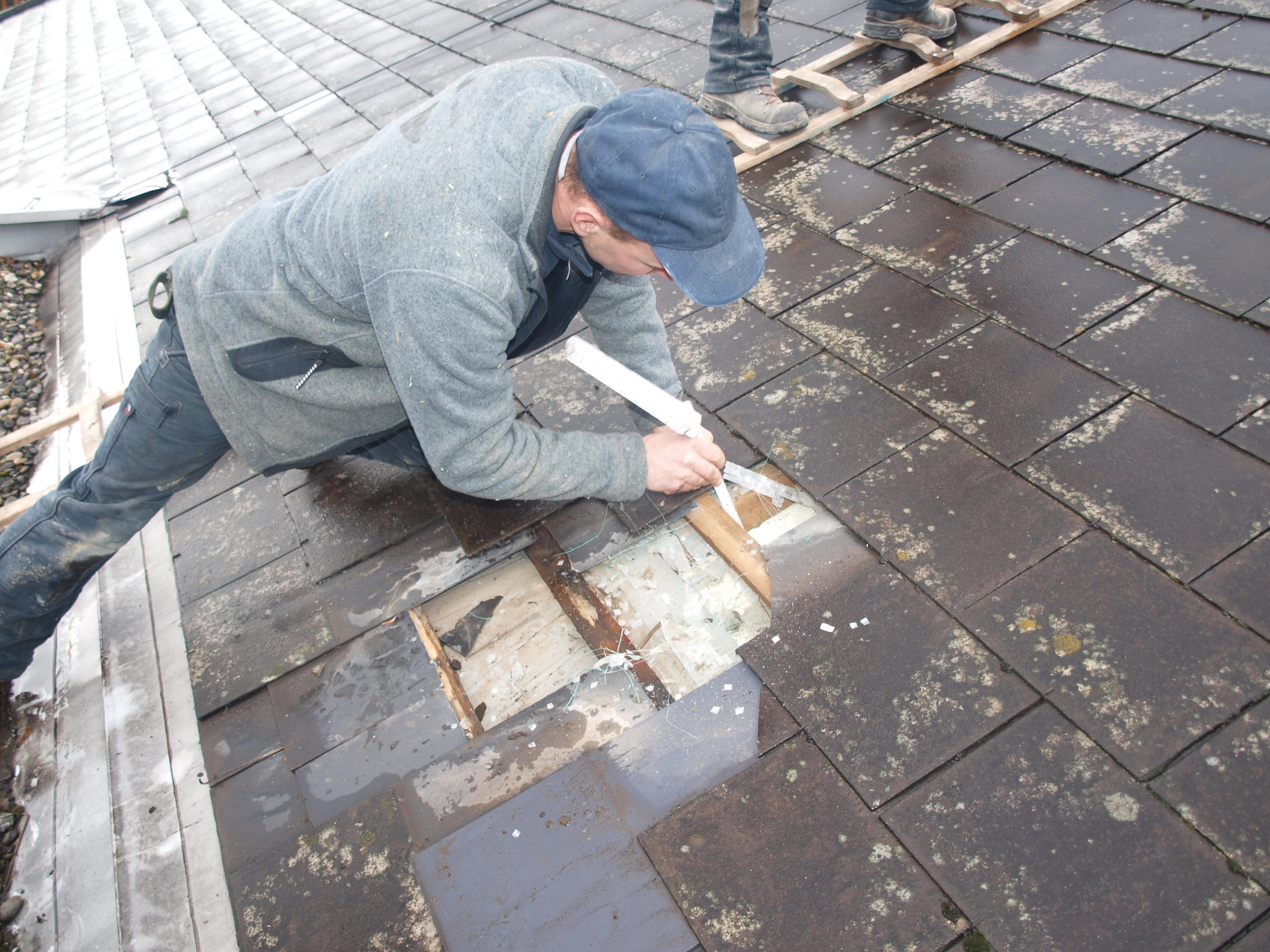 Top Lahr Friesenheim-Oberschopfheim Dach muss saniert werden #VI_18