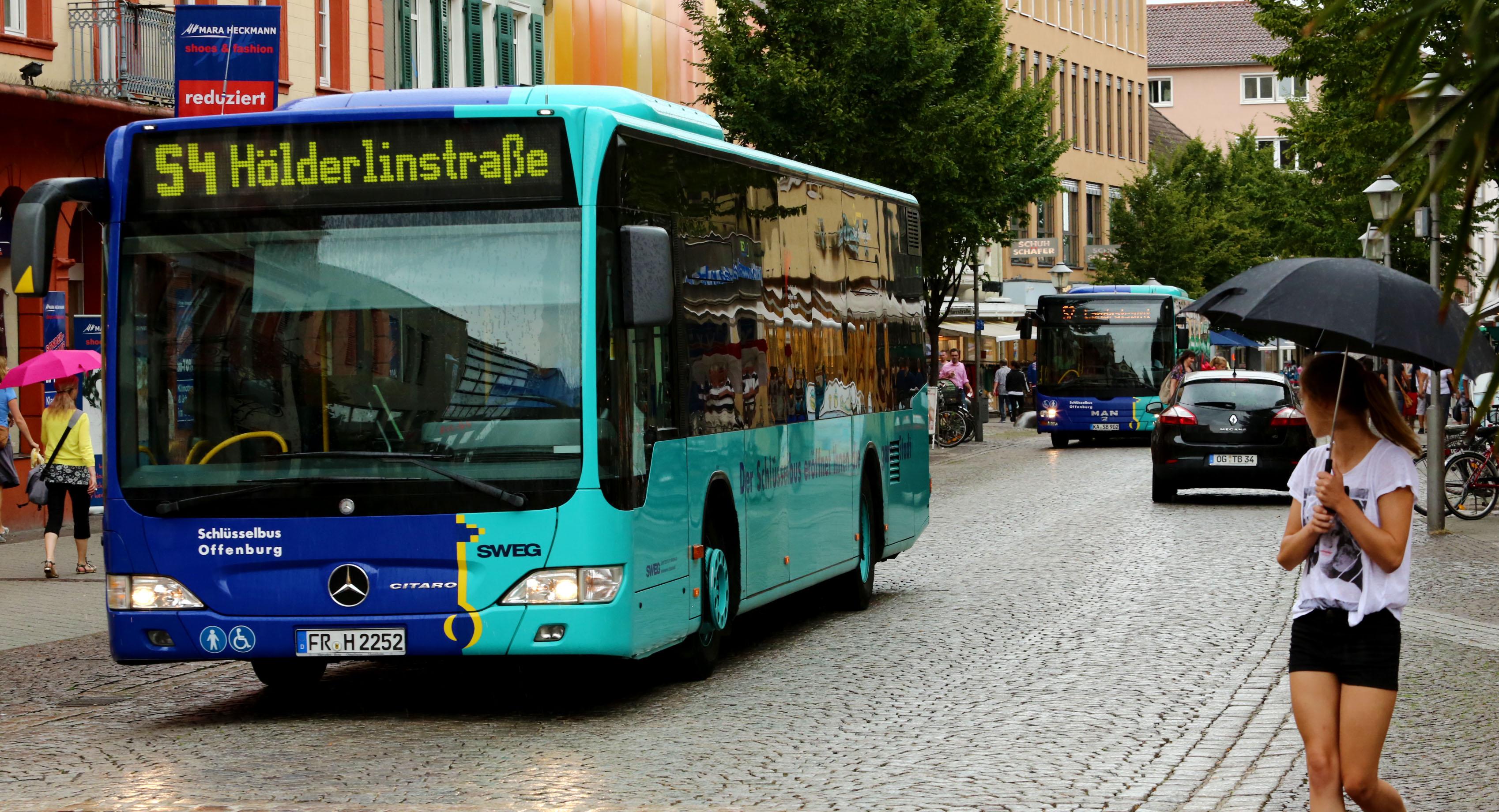 lahr lahr fahrplanwechsel nderungen im buslinienverkehr nachrichten der ortenau offenburger. Black Bedroom Furniture Sets. Home Design Ideas