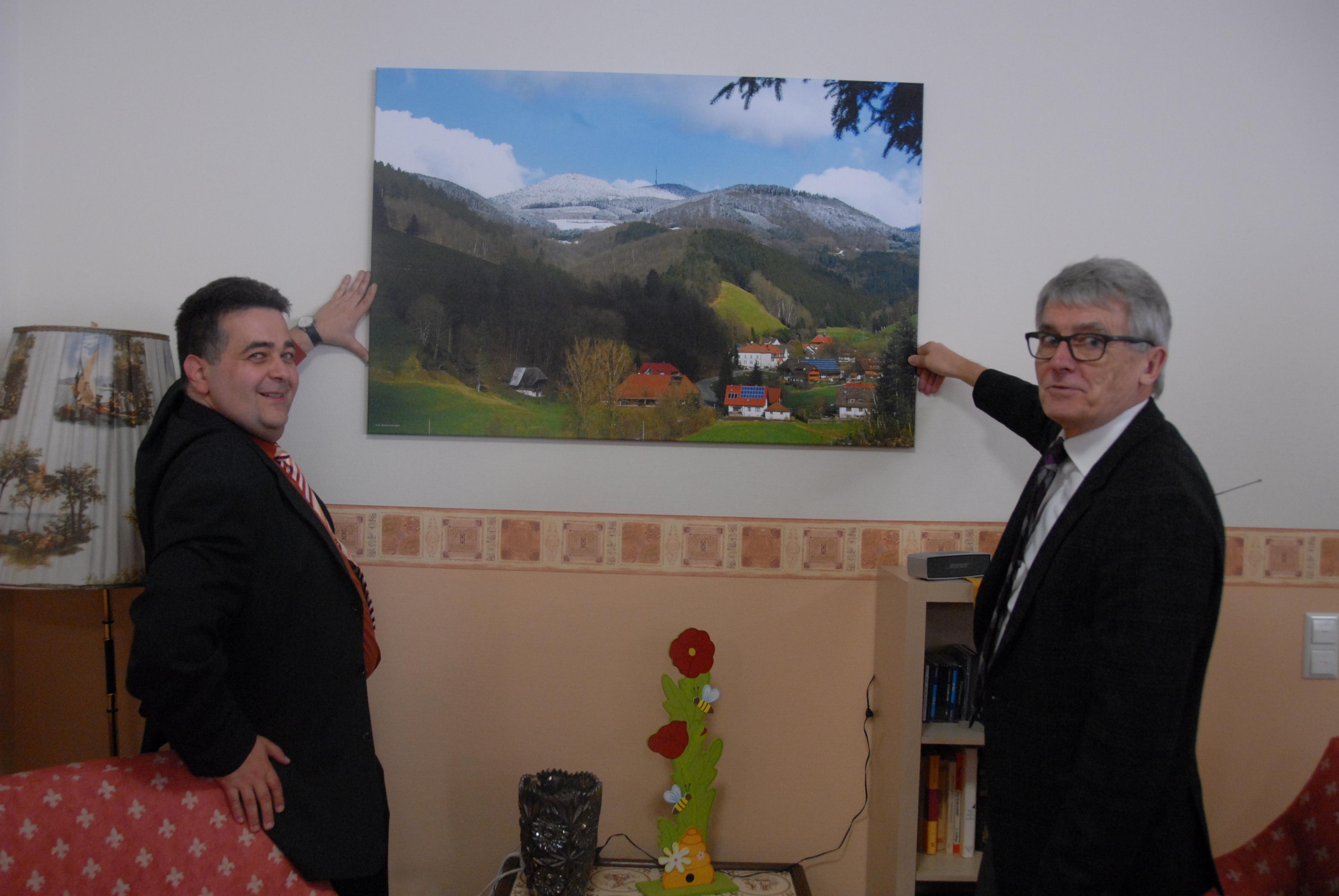 Kinzigtal hausach seniorenzentrum am schlossberg for Dietmar haas
