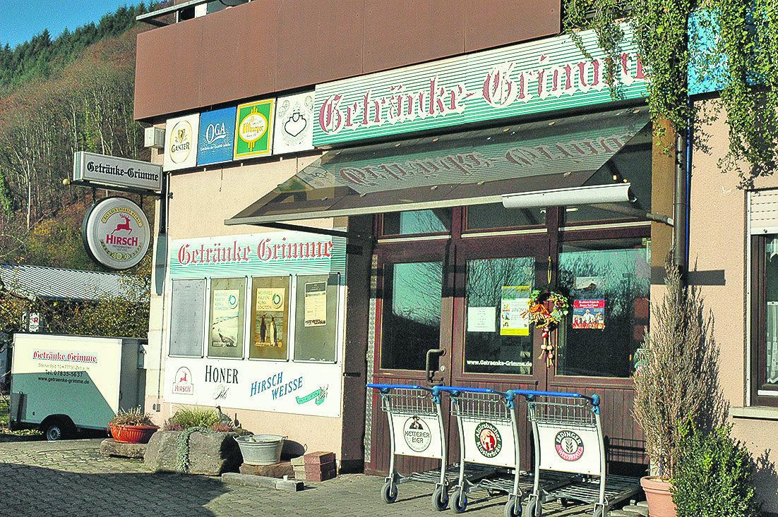 Offenburg Gewerbegebiet »Steinenfeld« »Getränke Grimme bleibt in ...