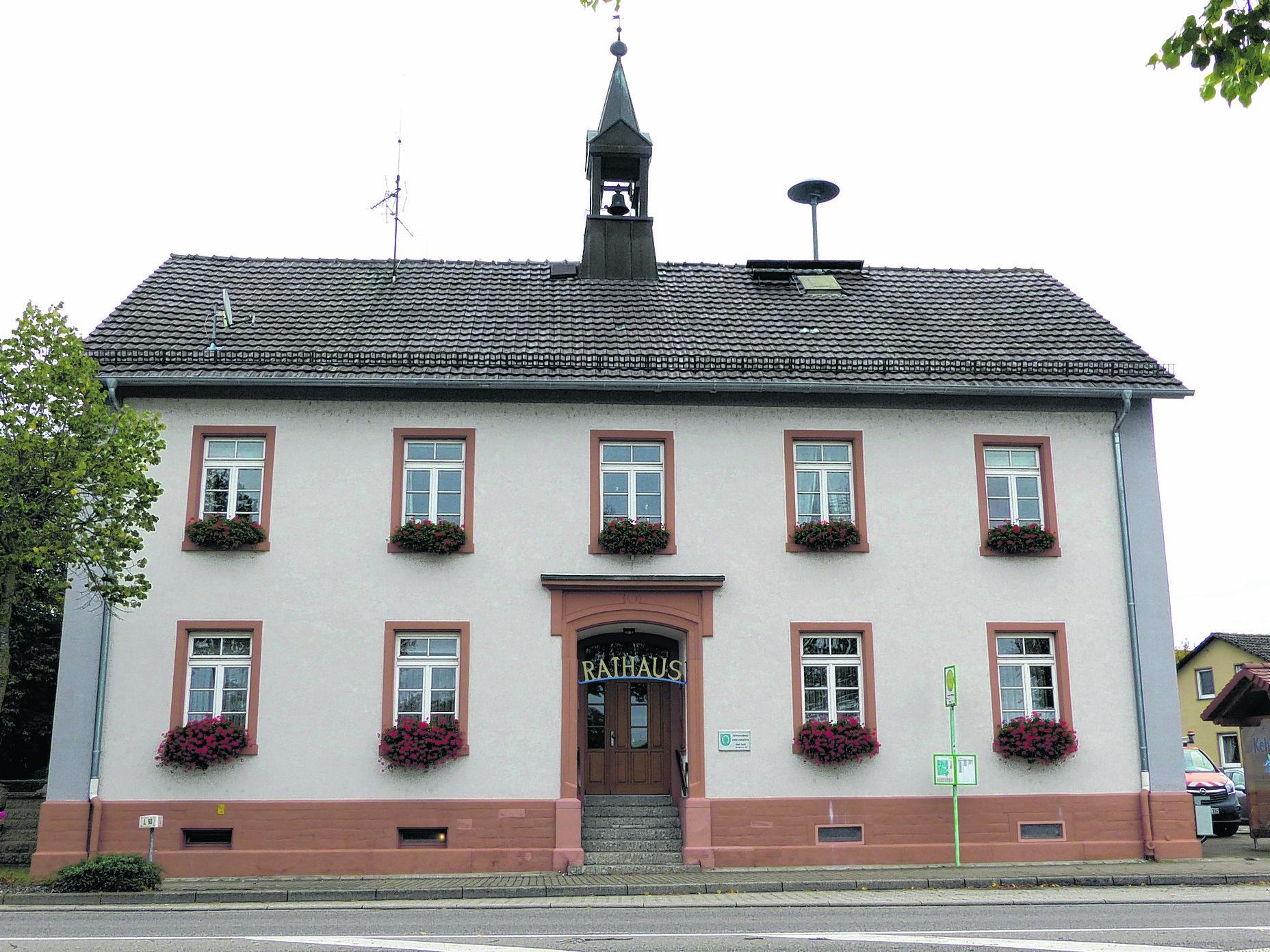 Kehl Aus dem Ortschaftsrat Odelshofen Rathaus-Renovierung kommt ...