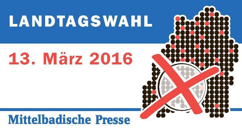 Landtagswahl logo