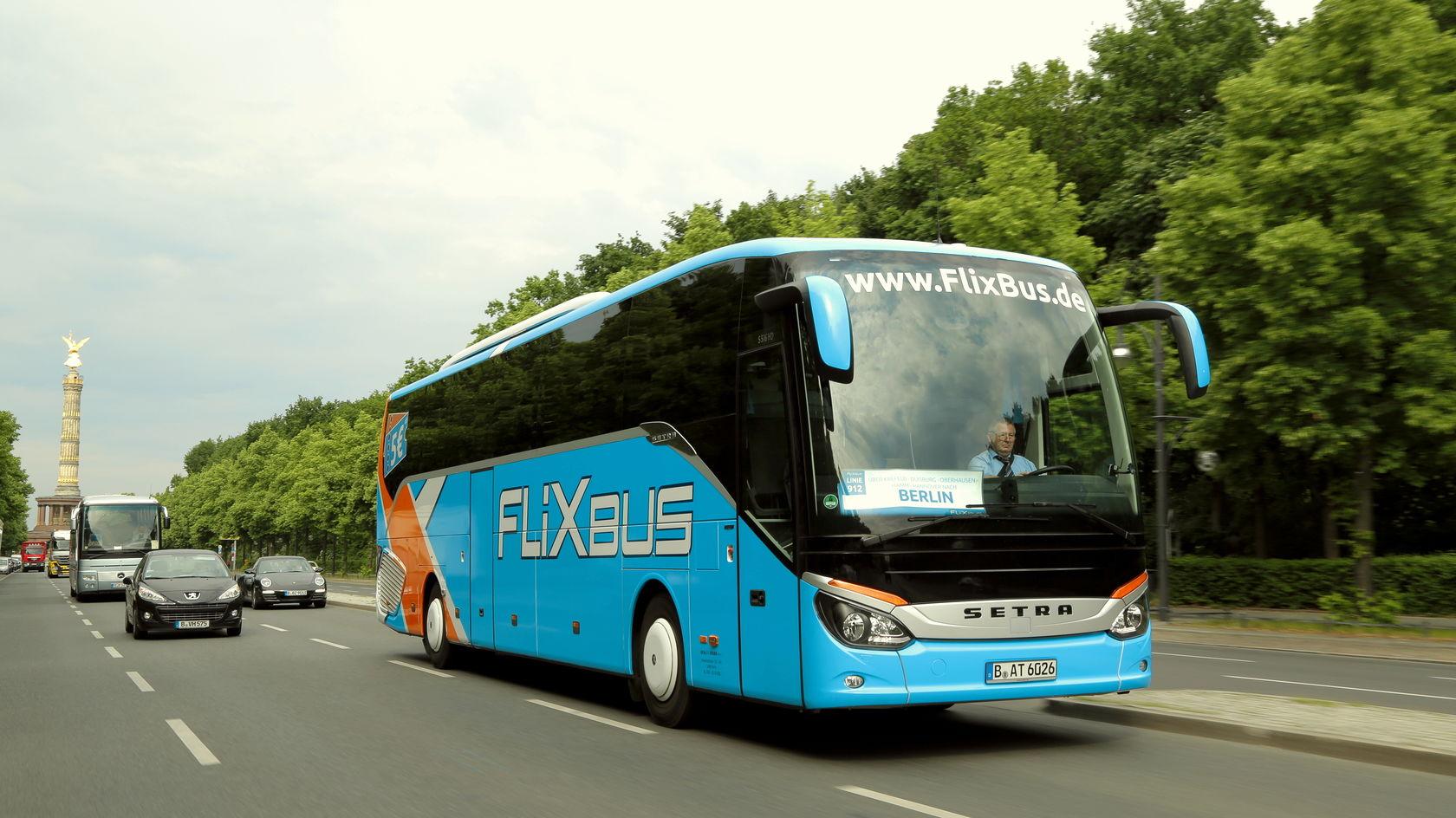 offenburg flix bus n chster fernbus h lt in offenburg nachrichten der ortenau offenburger. Black Bedroom Furniture Sets. Home Design Ideas