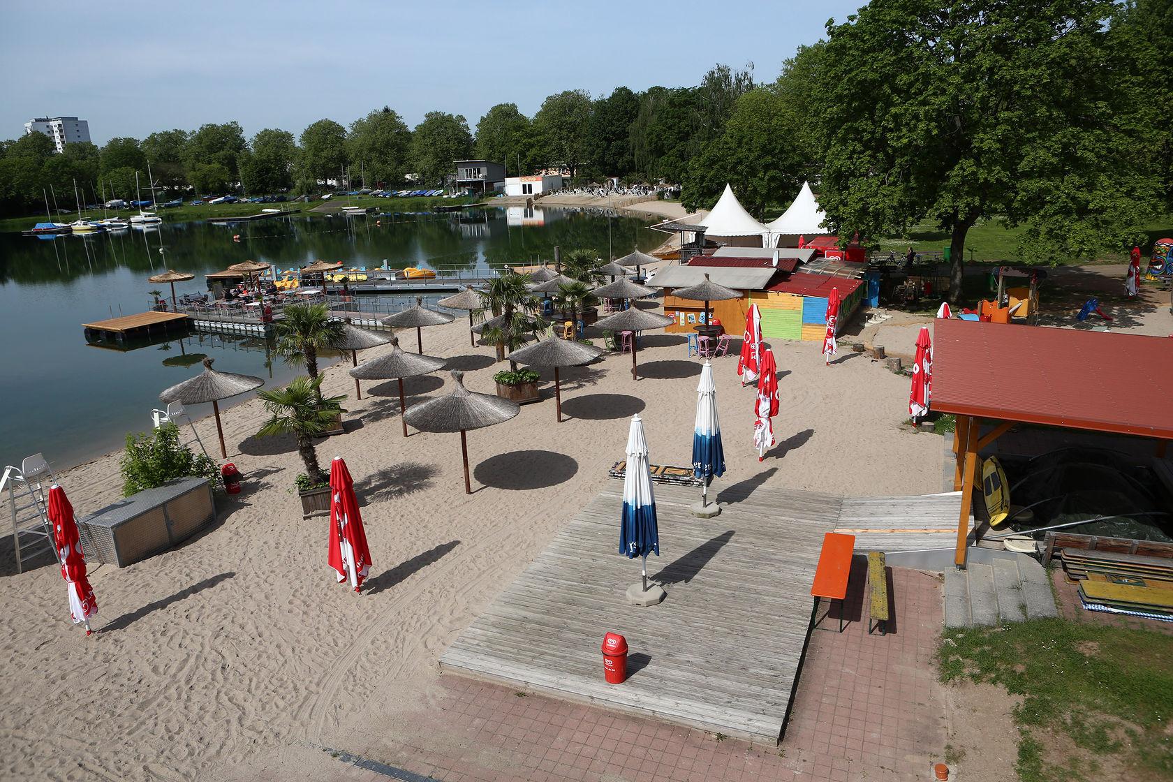 Offenburg gifiz strandbad offenburg hat ab sofort ge ffnet for Piscine offenburg