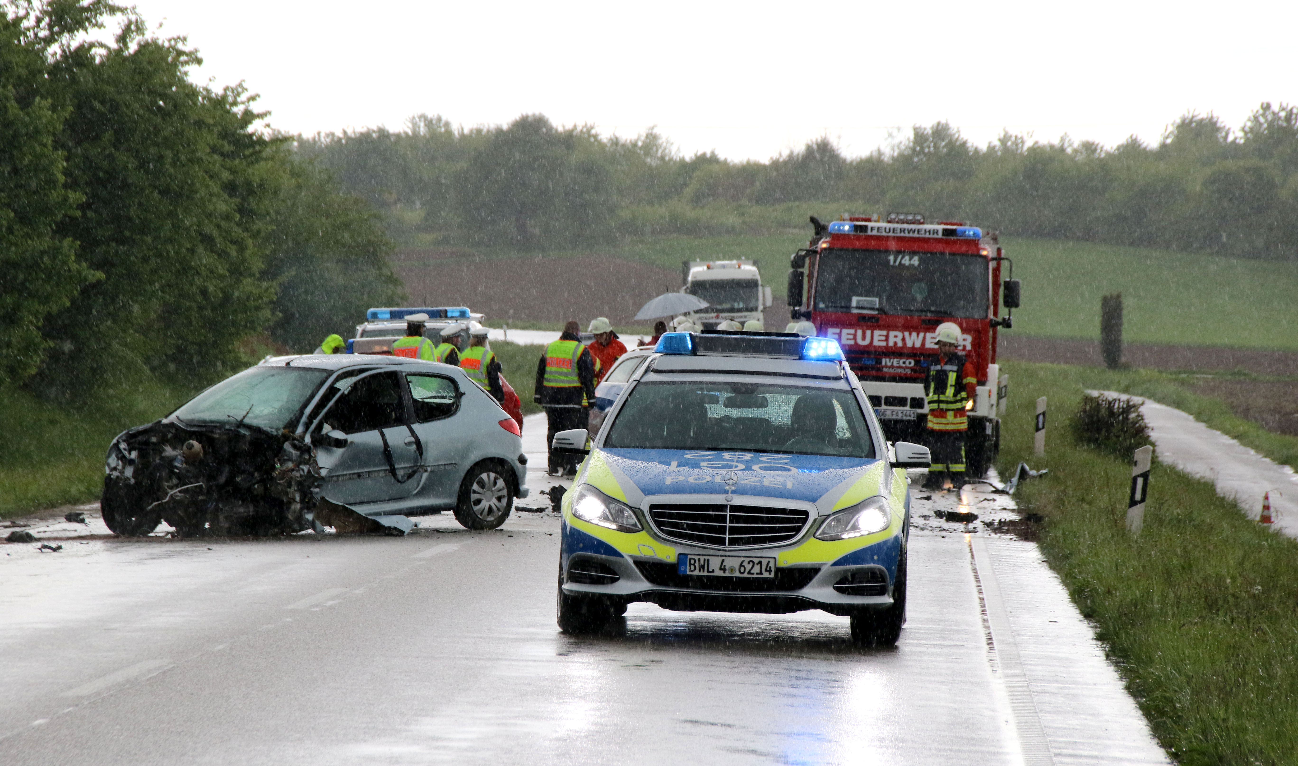 Unfall Renchen