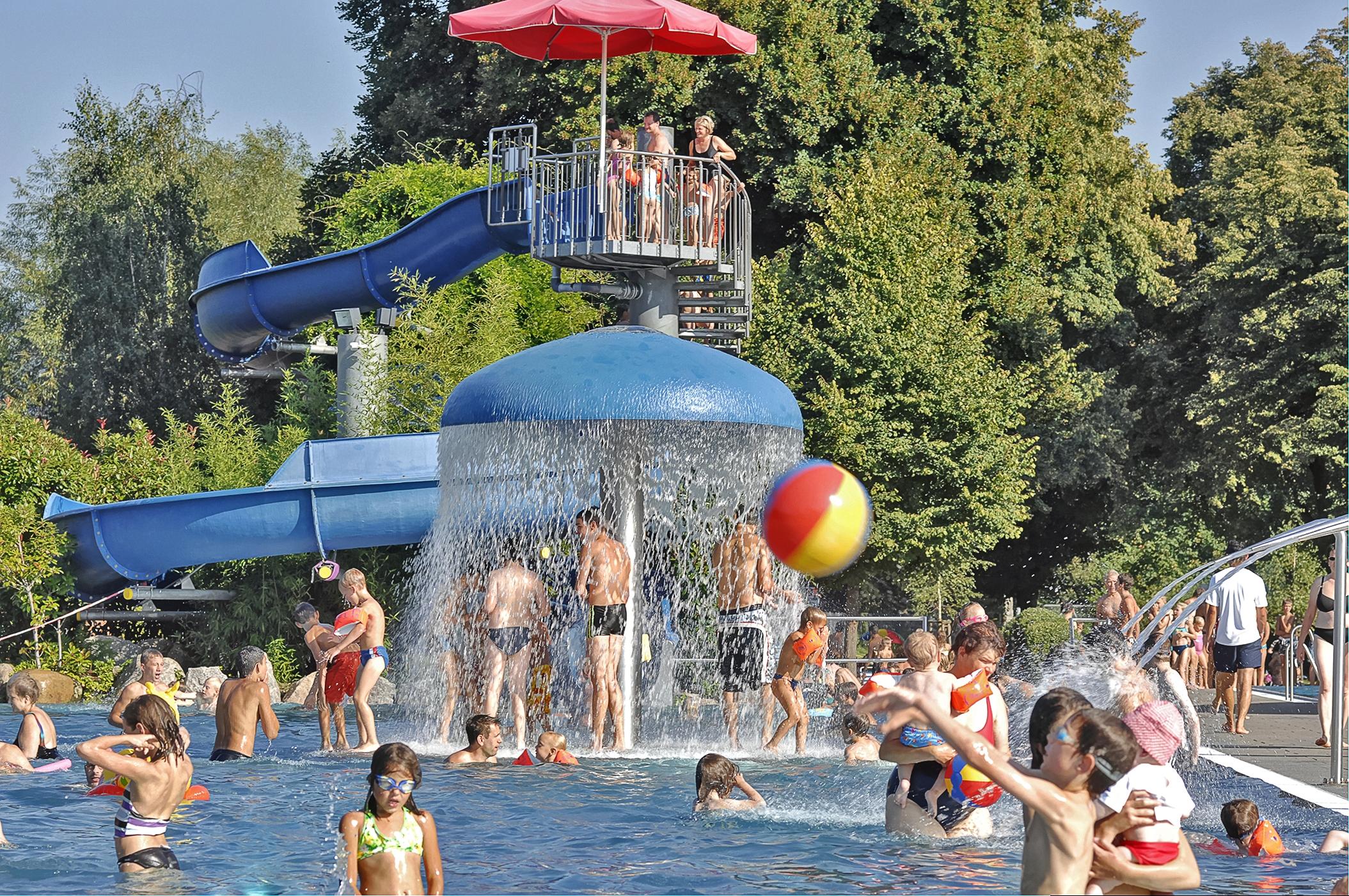 Schwimmbad Ottenau