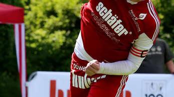 Der Langzeitverletzte Stefan Konprecht konnte in der aktuellen Feldrunde noch nicht für den FBC Offenburg auflaufen, hofft jedoch nun auf eine Rückkehr in den Kader.