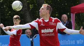 FBC-Schlagmann Sven Muckle konnte unter der Woche aus beruflichen Gründen nicht trainieren.