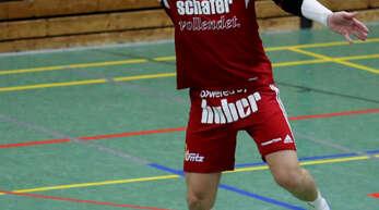 Abwehrspieler Matthias Lilienthal plagte unter der Woche eine Grippe. Sein Einsatz am Wochenende beim Doppelspieltag des FBC Offenburg ist noch ungewiss.