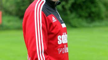 Trainer Stefan Müncheberg will die drei Spiele andauernde Niederlagenserie mit dem FBC Offenburg beenden.
