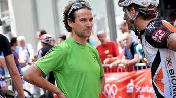 Mit Mountainbike-Großveranstaltungen wie dem Weltcup oder der »Challenge«, hier ein Foto von 2012, hat sich Jörg Scheiderbauer einen Namen gemacht. Die Produktion seiner eigenen Räder lief nicht so erfolgreich. Jetzt hat Scheiderbauer Insolvenz beantragt.