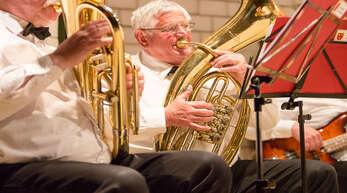 Das Tenorhorn ist seit Jahrzehnten das Instrument von Gustav Kornmeier.