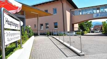Laut Kreistagsbeschluss wird das Oberkircher Klinikum bis 2030 seine Betten verlieren.