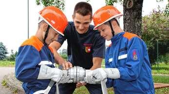 Mit 121 Kindern und Jugendlichen hat die Acherner Feuerwehr die meisten Nachwuchskräfte im nördlichen Ortenaukreis. In der ganzen Ortenau hat mittlerweile nur die Stadt Lahr mehr Jugendliche.