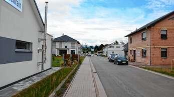 Energieberatung gibt es im Rathaus Illenau. Sie kann hilfreich für Häuslebauer sein wie hier im Neubaugebiet Feldmatt in Önsbach.