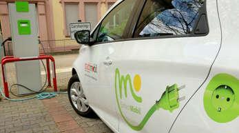 Auch in Offenburg stehen schon Aufladestationen für E-Fahrzeuge zur Verfügung.