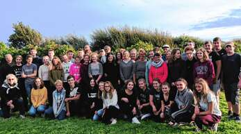 Eine buntgemischte Besuchergruppe aus Oberkirch stattete der walisischen Partnerstadt Haverfordwest einen Besuch ab. Die Gastfreundschaft war dabei überwältigend.