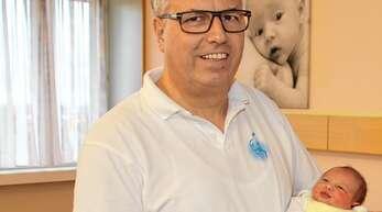 Frauenarzt Thomas Füsslin arbeitet künftig in einem größeren Ärzteteam.
