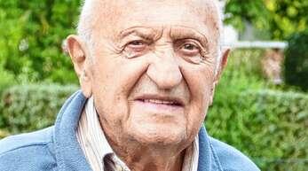 Karl Bönsch feiert heute, Freitag, den 95. Geburtstag.