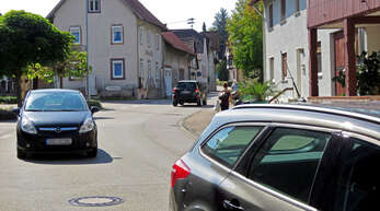 Die Heiligenzeller Hauptstraße – die Straße der Raser? Diese Meinung vertreten Bürger.
