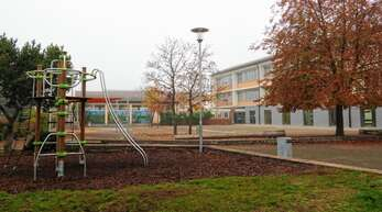 Der Schulhof in Friesenheim wird 2019 neu gestaltet.