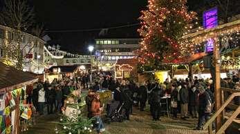 Am 30. November wird wieder der Acherner Weihnachtsmarkt geöffnet.