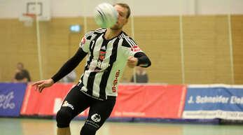 Sven Muckle konnte die Woche über nicht trainieren, wird aber spielen.