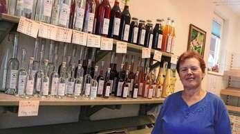 Christa Birk nimmt Ende des Jahrs Abschied von ihrem Hofladen.