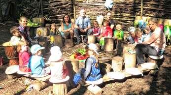 In Lautenbach gibt es schon einen Naturkindergarten (unser Foto). Oberkirch will nun zumindest mit einer einzelnen Gruppe nachziehen.