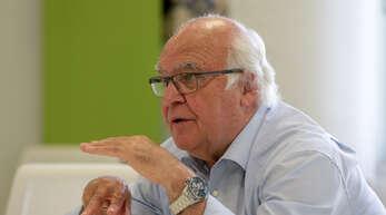 Martin Herrenknecht ist nicht begeistert ob der Wahl Kramp-Karrenbauers zur neuen CDU-Chefin.