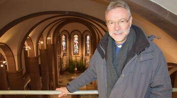 Oberkirchs Pfarrer Lukas Wehrle begleitet eine Gruppe junger Erwachsener zum Weltjugendtag.
