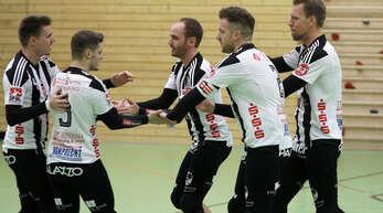 Die Faustballer des FBC Offenburg haben einen Doppelspieltag.