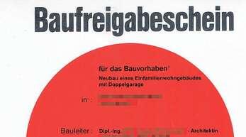 Begehrt: Rote Punkte in Offenburg.