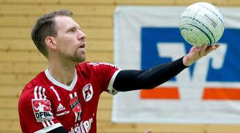 Sven Muckle will mit dem FBC Offenburg die Erfolgsserie gegen Schlusslicht TSV Calw ausbauen.