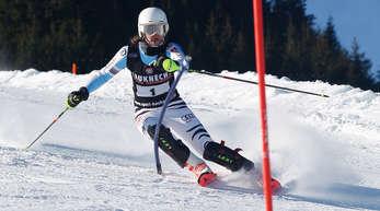 Leonie Patsch war beste Schwarzwälderin zwischen den Torstangen.