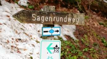 Den Sagenrundweg sowie den gesamten Komplex Allerheiligen will die Renchtal Tourismus GmbH touristisch aufwerten.
