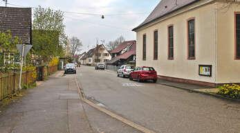 Die Dorfmitte von Wittenweier soll schöner werden.