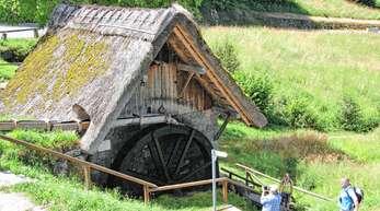Die Straubenhöfmühle in Sasbachwalden ist auch am Pfingstmontag wieder einen Besuch wert.
