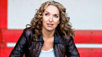 Schauspielerin Irene Schwarz.