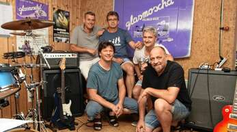 Die Gruppe Glasmoschd steht seit 30 Jahren auf der Bühne.