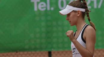 Anna-Lena Singler und ihr Team liegen gut im Rennen.