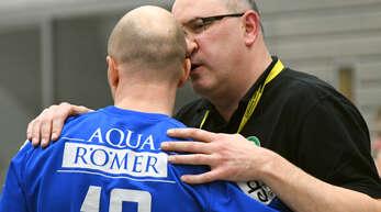 HGW-Coach Michael Bohn nahm vom Turnier in Steißlingen wichtige Erkenntnisse mit.