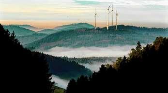 Zwei Windräder und damit deutlich weniger als in den Vorjahren, gingen im vergangenen Jahr in der Ortenau in Betrieb.