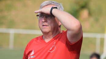 Diersburgs Trainer Dirk Rudhart muss seine Abwehr erneut umstellen.