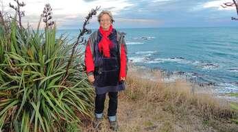 Barbara Eisele aus Oppenau fühlt sich längst auch in Neuseeland zu Hause, wo sie seit 27 Jahren lebt.