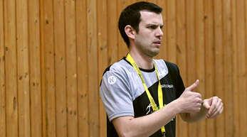 Hedos-Coach Simon Herrmann weiß um die Qualitäten des Gegners.