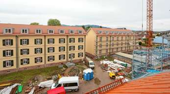 Die Objekte, die von Miet- in Eigentumswohnungen umgewandelt worden sind, haben sich in Anzahl und Preis deutlich erhöht, vor allem wegen der ehemaligen Spinnerei-Werkswohnungen (Foto).