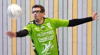 Timo Ehret rangiert mit Aufsteiger FG Griesheim derzeit auf Tabellenplatz zwei der 2. Bundesliga.